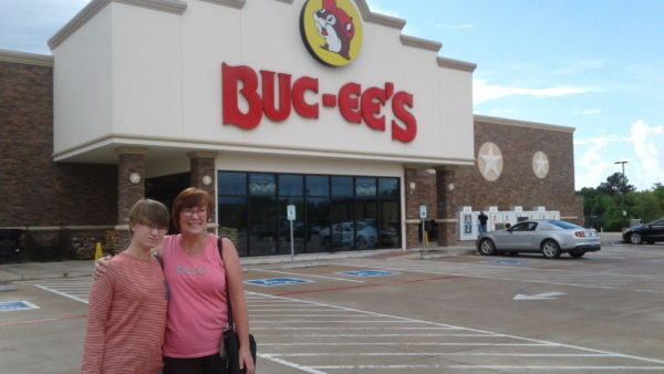 Bucees in Houston